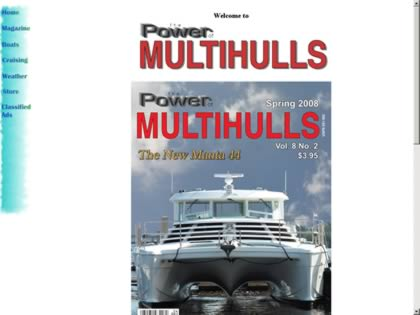Cached version of Power Multihulls Magazine