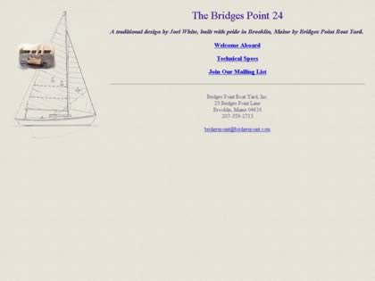 Cached version of Bridges Point
