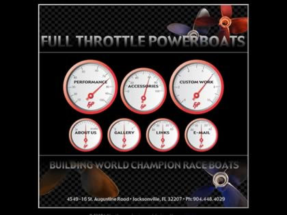 Cached version of Full Throttle Powerboats