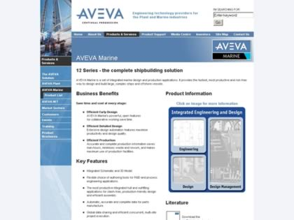 Cached version of AVEVA Marine