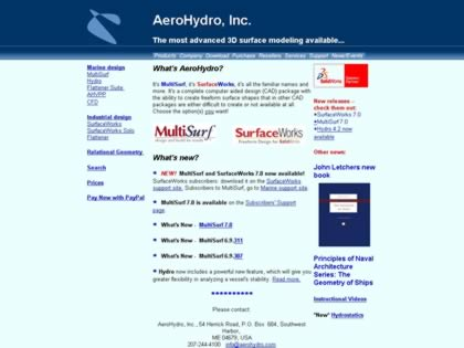 Cached version of MultiSurf by Aerohydro