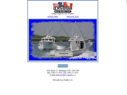 Cached version of Donelle Boat Builder Ltd.