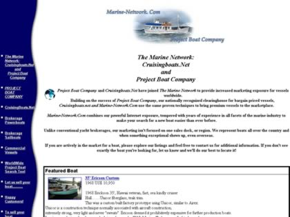 Cached version of Project Boat Company