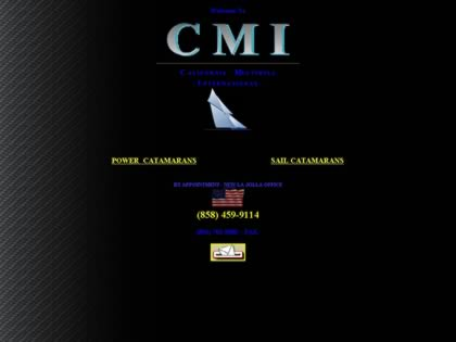 Cached version of California Multihull International