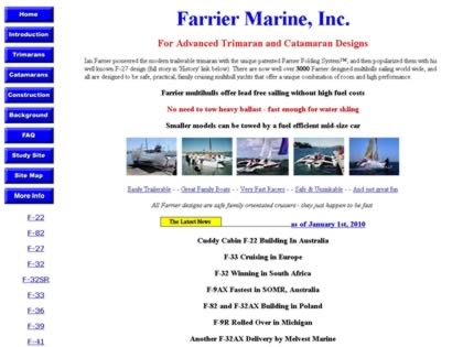 Cached version of Farrier Marine