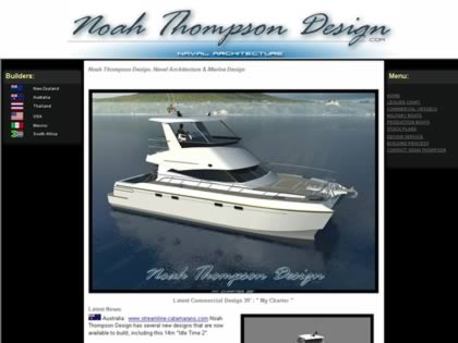 Cached version of Noah Thompson Design