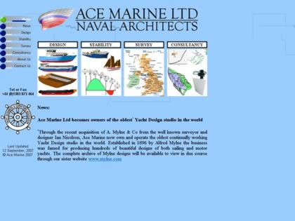 Cached version of Ace Marine Ltd