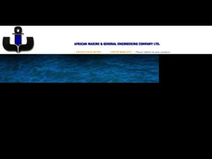 Cached version of African Marine & General Engineering Company Ltd.