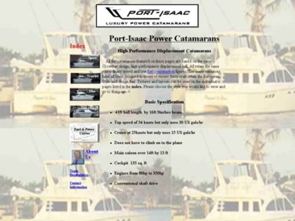 Cached version of Port-Isaac Catamarans