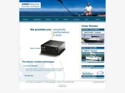 Cached version of Asmo Marine