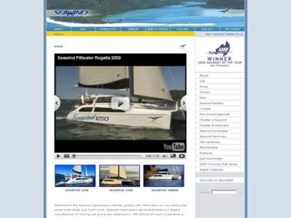 Cached version of Venturer Catamarans