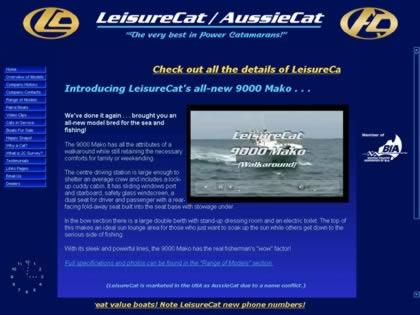 Cached version of AussieCat Power Catamarans