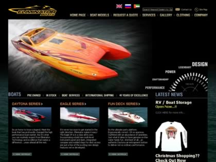 Cached version of Eliminator Boats