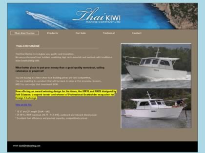 Cached version of Thai-Kiwi marine Company Limited