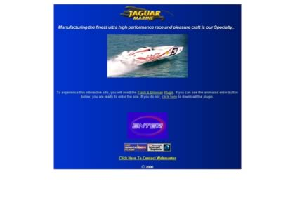 Cached version of Jaguar Marine