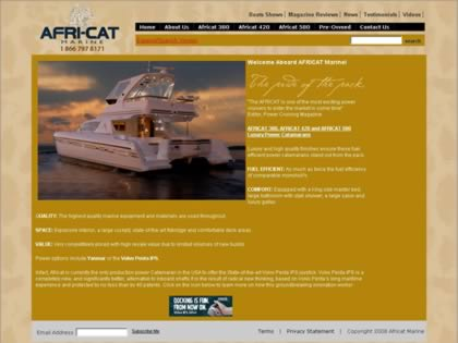 Cached version of Africat Marine