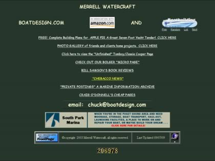 Cached version of Merrell Watercraft