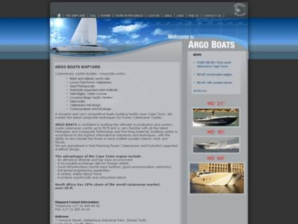 Cached version of Argo Boats
