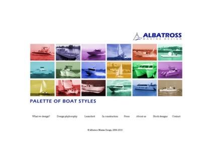 Cached version of Albatross Marine Design