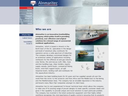 Cached version of Alnmaritec Ltd