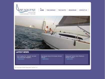 Cached version of Seaquest Yachts
