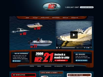 Cached version of M2 Motoryachts