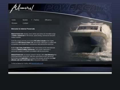 Cached version of Admiral Powercats