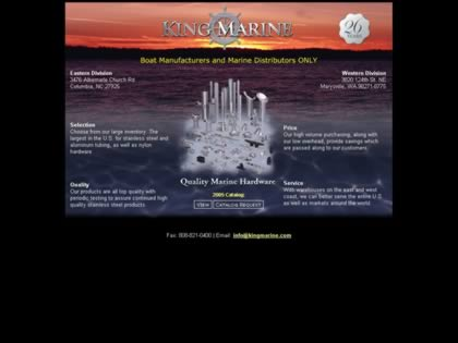 Cached version of King Marine