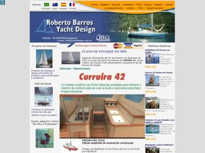 Cached version of Roberto Barros Yacht Design