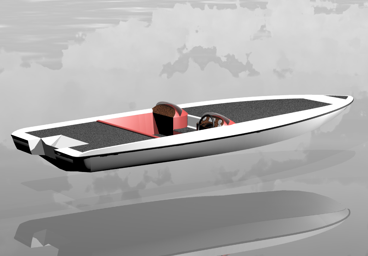 Bass boat boat design net gallery for Bass boat plans