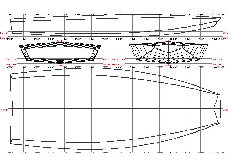 Landscape design plans: Stitch and glue boat plans free