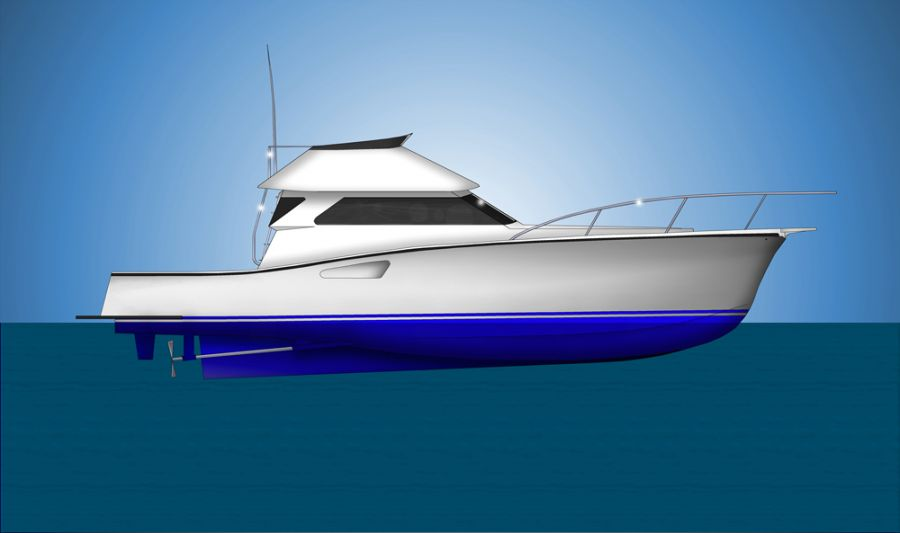 Carolina flare boat plans, build your own jon boat online