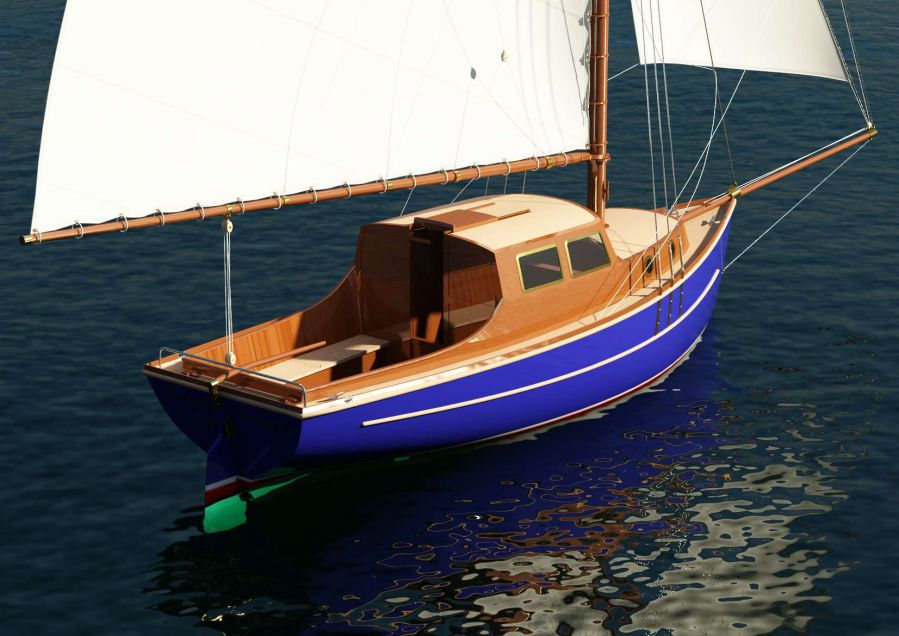 http://forum.woodenboat.com/showthread.php?68536-Trailerable ...