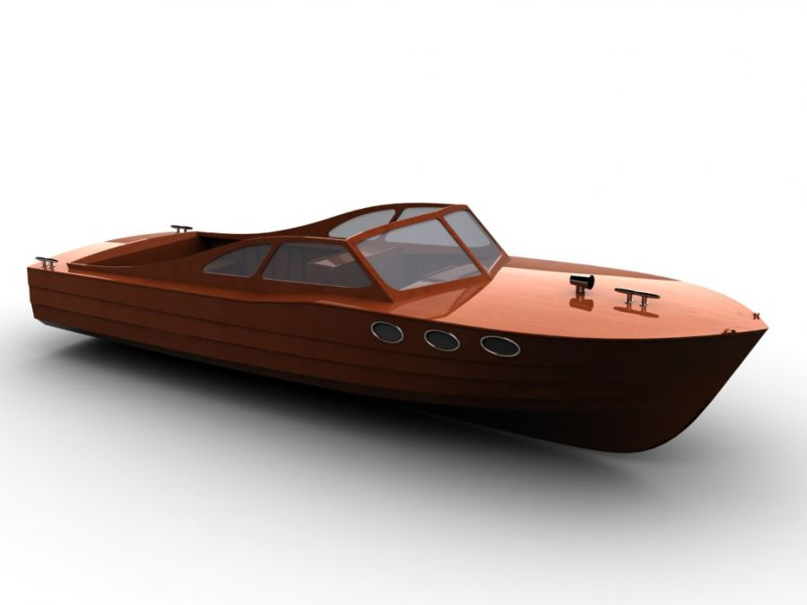 Free Wooden Boat Design Plans