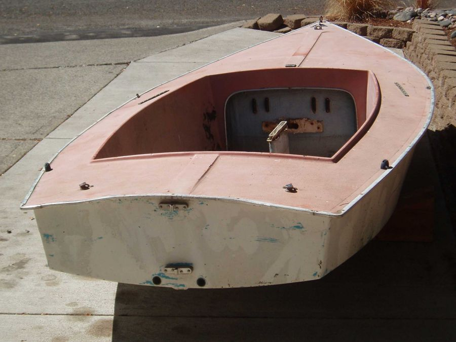 27977 >> sail to powerboat conversion project | Boat Design Net