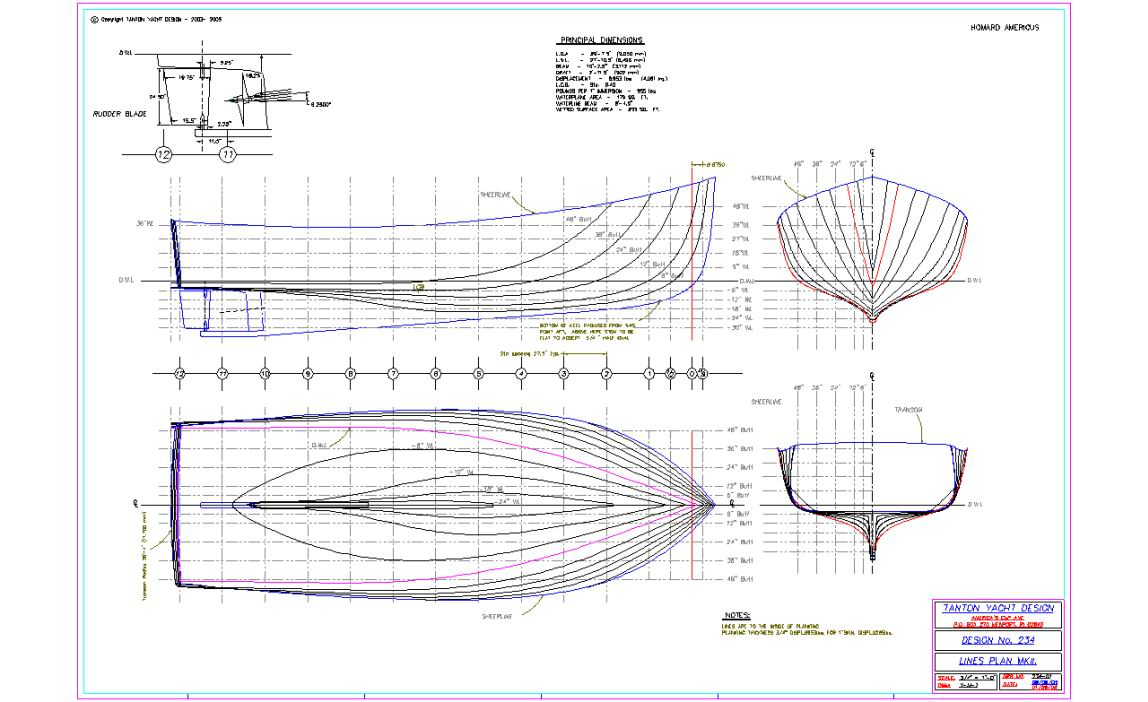 Lobster Boat Plans Designs