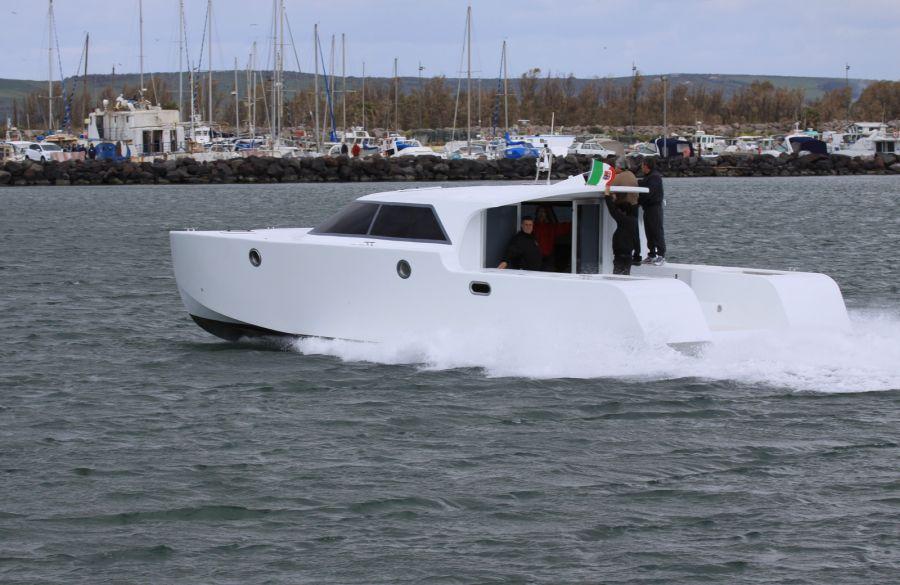 Powercat 10 by Akesdesign - Boat Design Net Gallery
