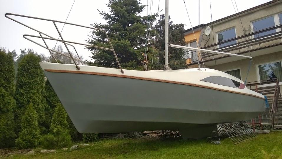 My own kavalier 800 s y sakura pol 14224 boat design for Pol junior design