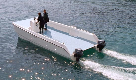 """Top secret """"spy"""" photo of Bullshippers new alloy cat. Overpowered??? - The Hull Truth - Boating ..."""