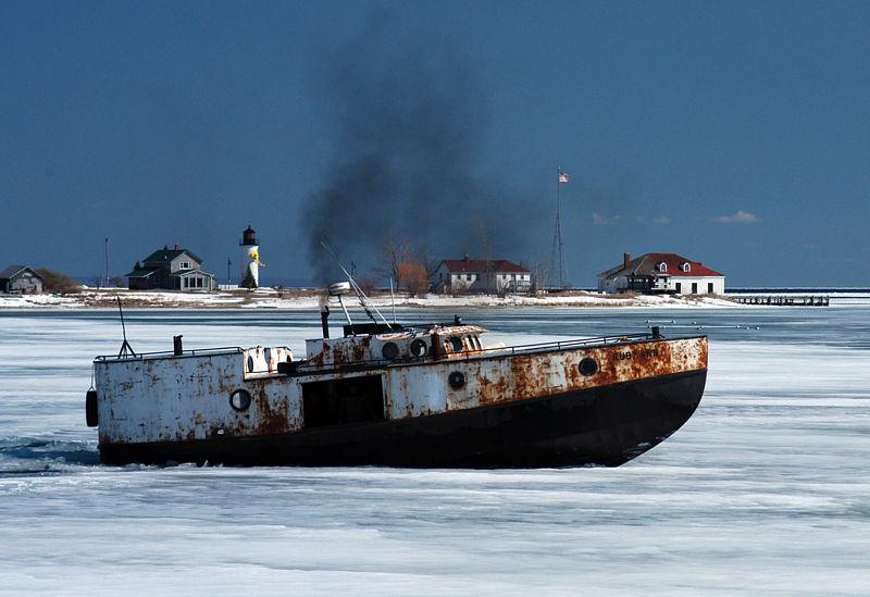 Ice Boats Plans Popular Mechanics