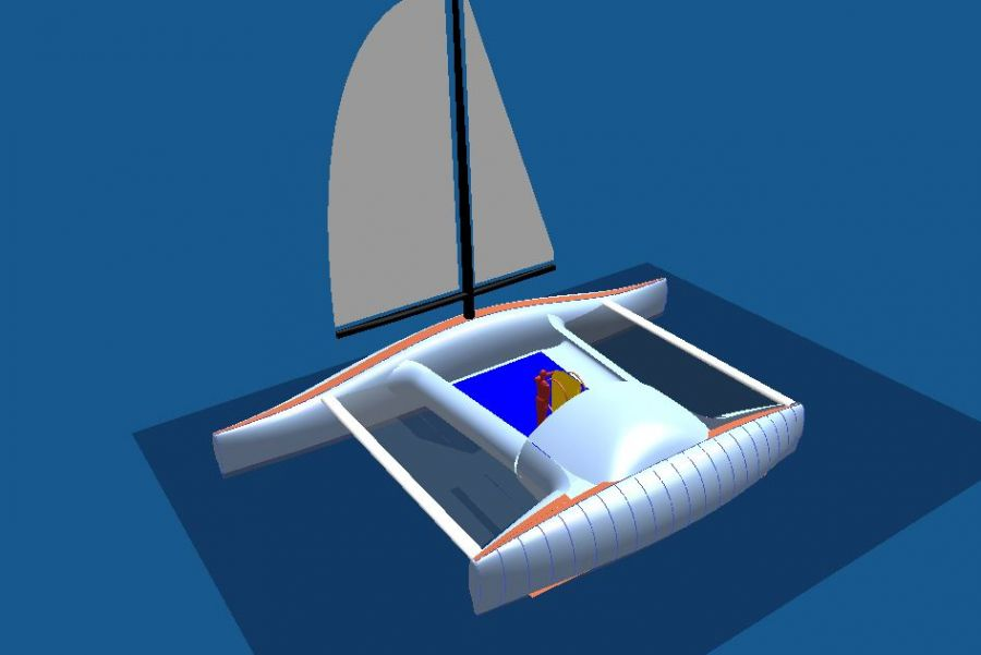 Proa Sailing