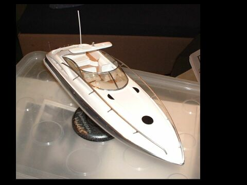 Sunseeker SuperHawk 34 - Boat Design Net Gallery