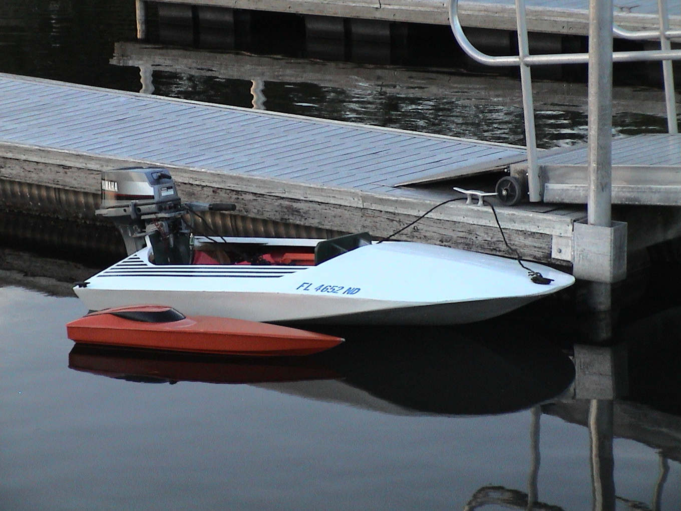 Minimost with RC boat - Boat Design Net Gallery