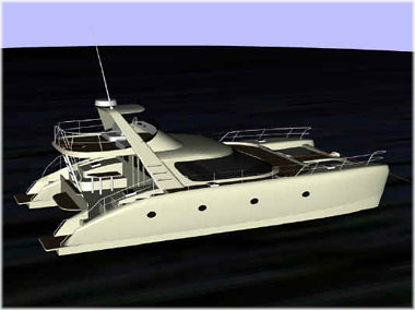 DelCat Power Catamaran