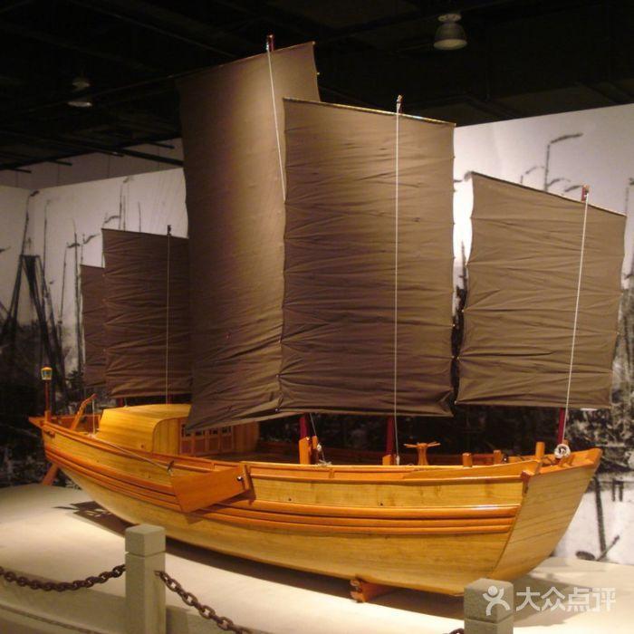 江苏沿海五桅沙船模型.jpg
