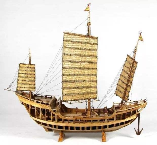 泉州深沪杨良盾先生所作泉州湾后诸宋船结构展示模型.jpg