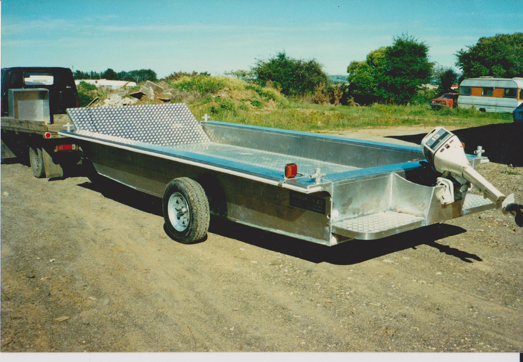 Flat Bottom Design For Landing Craft Boat Design Net