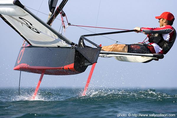 Moth On Foils 35 9 Knots 41 29 Mph Page 61 Boat Design Net