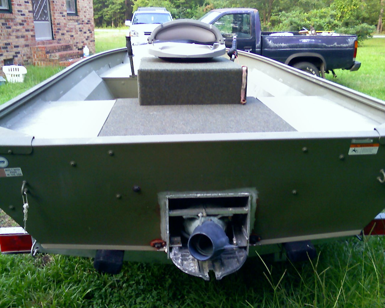 87 Jet Jon Boat Conversion Pay By Paypal Account To Brunerspcservicesyahoo Jon Boat
