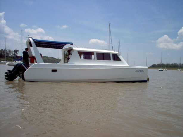diy power catamaran - Diy (Do It Your Self)
